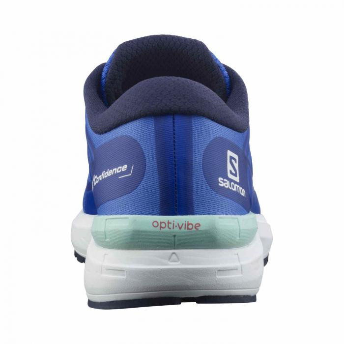 Pantofi alergare barbati SALOMON SONIC 4 Confidence albastru [3]