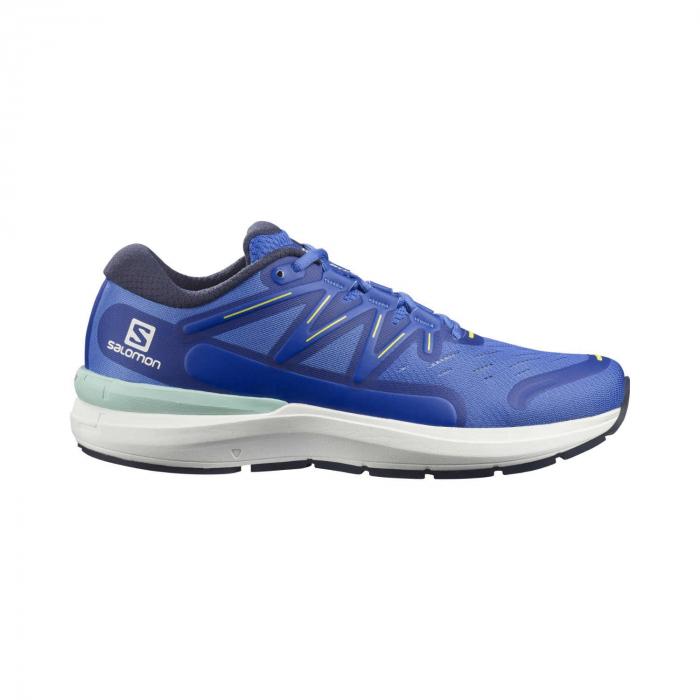 Pantofi alergare barbati SALOMON SONIC 4 Confidence albastru [0]