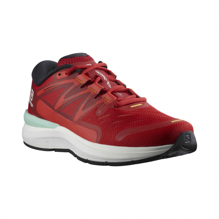 Pantofi alergare barbati SALOMON SONIC 4 Confidence rosu [4]