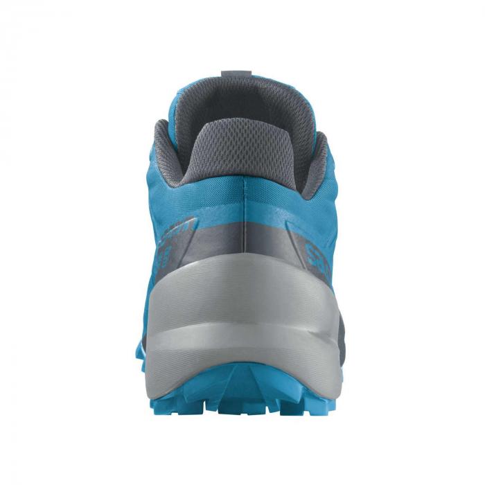 Pantofi alergare barbati SALOMON SPEEDCROSS 5 albastru [3]