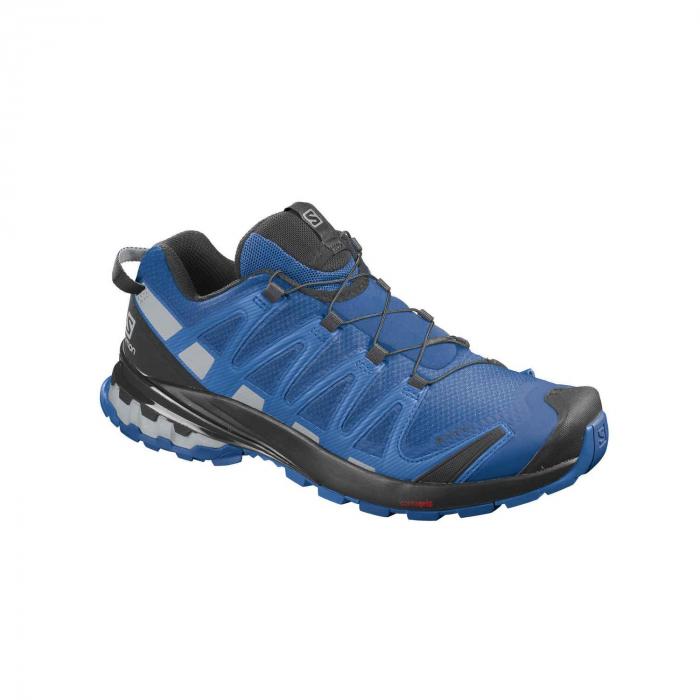 Pantofi alergare barbati SALOMON XA PRO 3D v8 GTX albastru [6]
