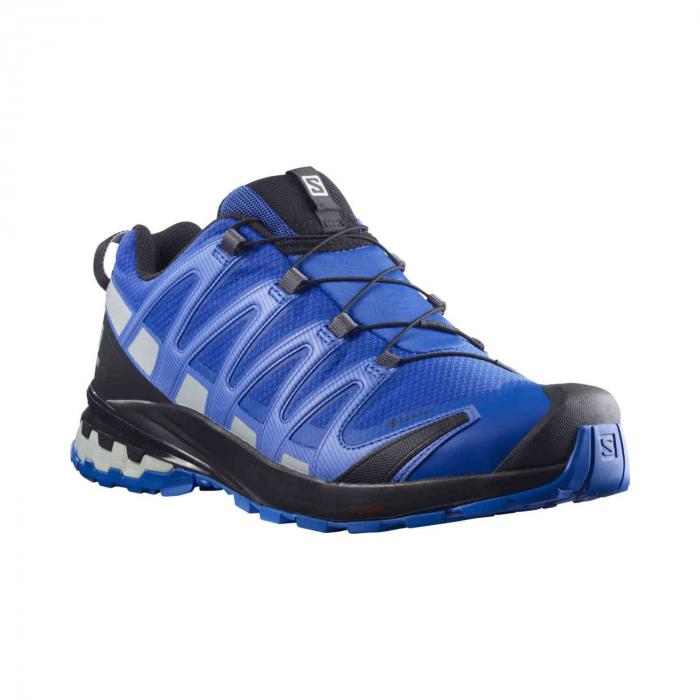 Pantofi alergare barbati SALOMON XA PRO 3D v8 GTX albastru [5]