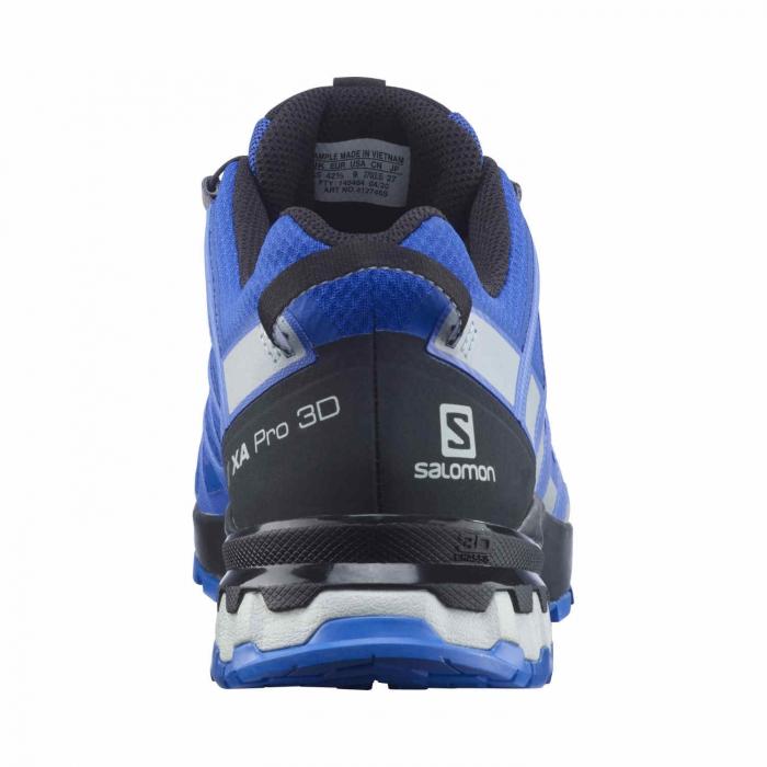 Pantofi alergare barbati SALOMON XA PRO 3D v8 GTX albastru [3]