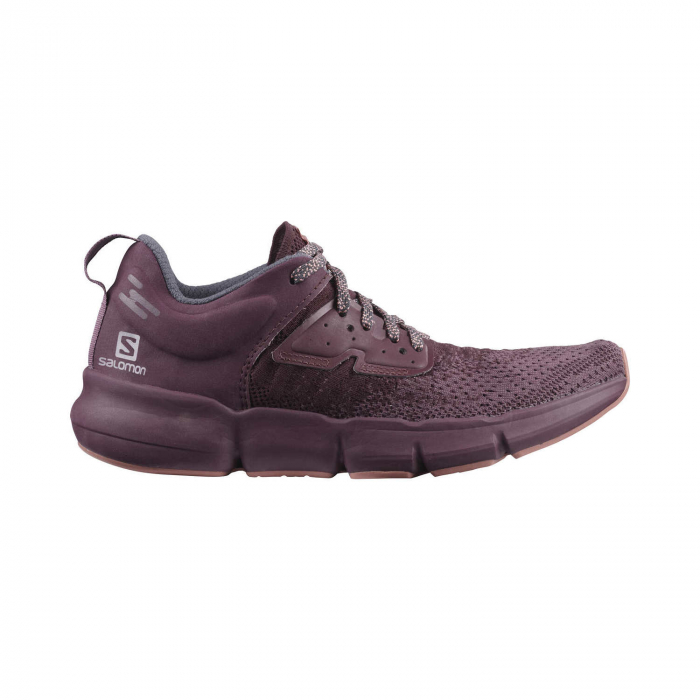 Pantofi alergare femei SALOMON PREDICT SOC W mov [0]
