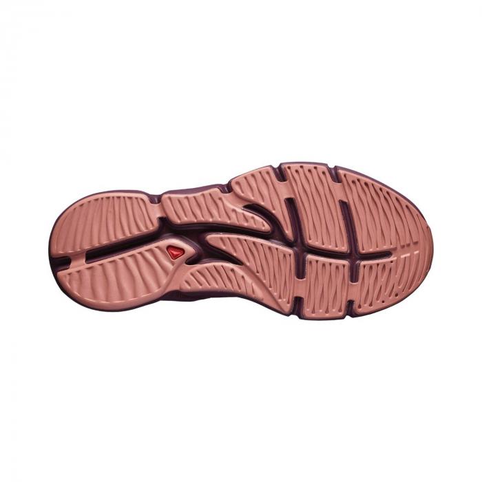 Pantofi alergare femei SALOMON PREDICT SOC W mov [4]