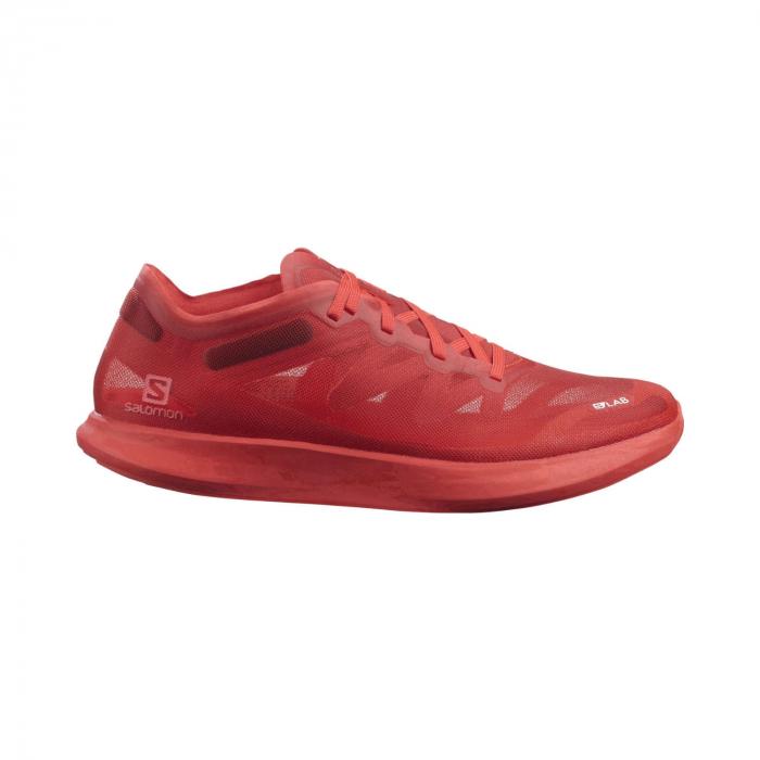 Pantofi alergare unisex SALOMON S/LAB PHANTASM rosu [0]