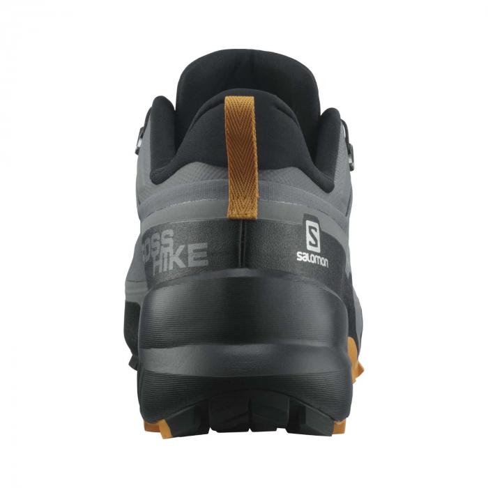 Pantofi drumetie barbati SALOMON CROSS HIKE GTX gri [3]