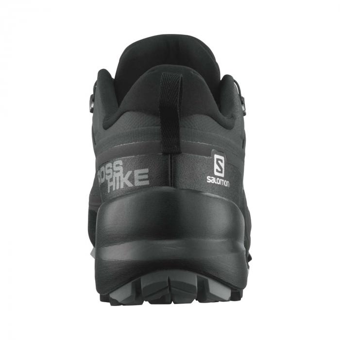 Pantofi drumetie barbati SALOMON CROSS HIKE GTX negru [5]