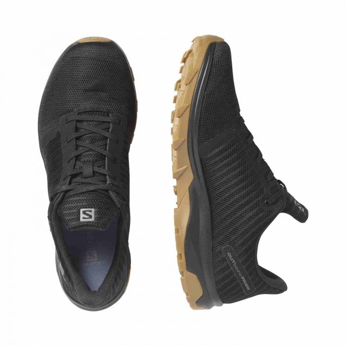 Pantofi drumetie barbati SALOMON OUTBOUND PRISM GTX negru [1]
