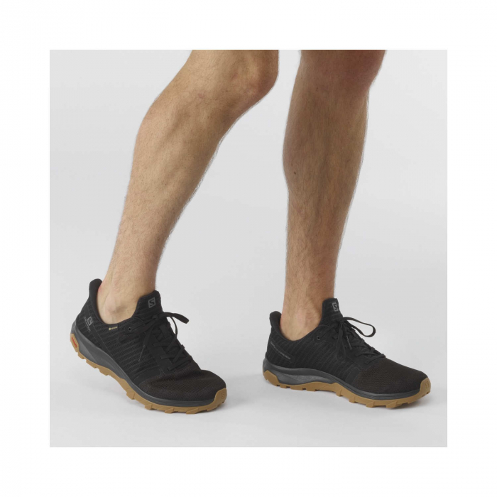 Pantofi drumetie barbati SALOMON OUTBOUND PRISM GTX negru [2]