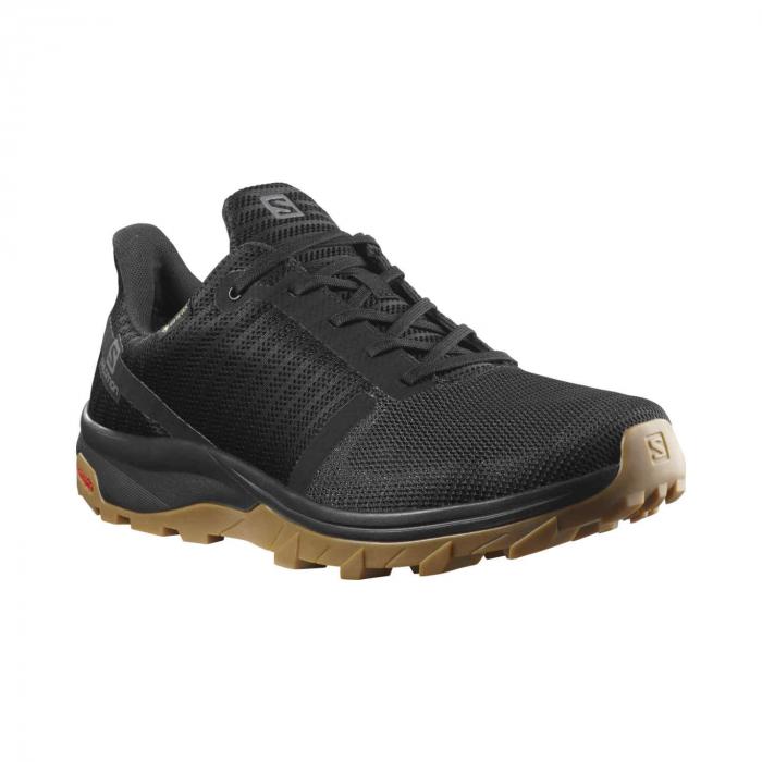 Pantofi drumetie barbati SALOMON OUTBOUND PRISM GTX negru [4]