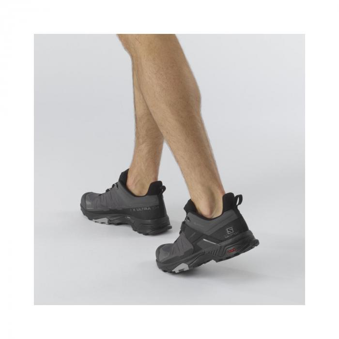 Pantofi drumetie barbati SALOMON X ULTRA 4 GTX negru [2]