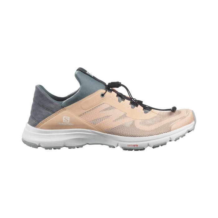 Pantofi drumetie femei SALOMON AMPHIB BOLD 2 W bej [0]