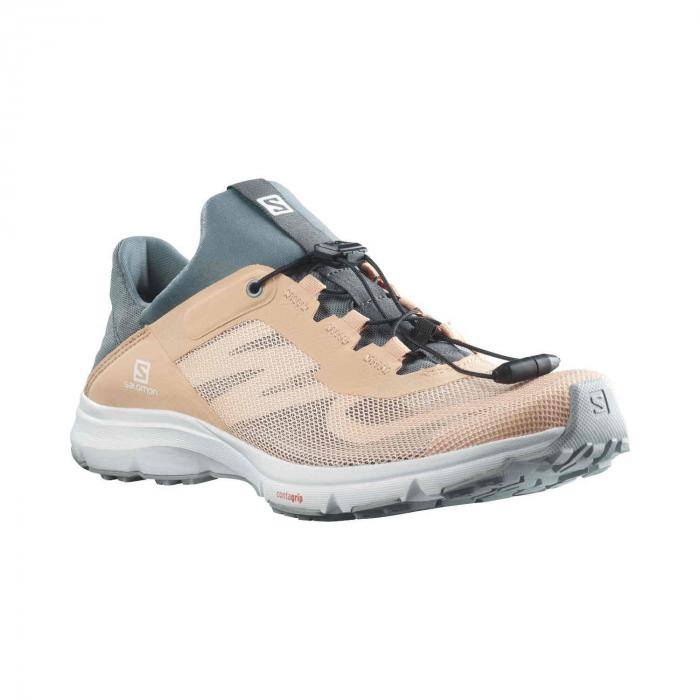 Pantofi drumetie femei SALOMON AMPHIB BOLD 2 W bej [1]