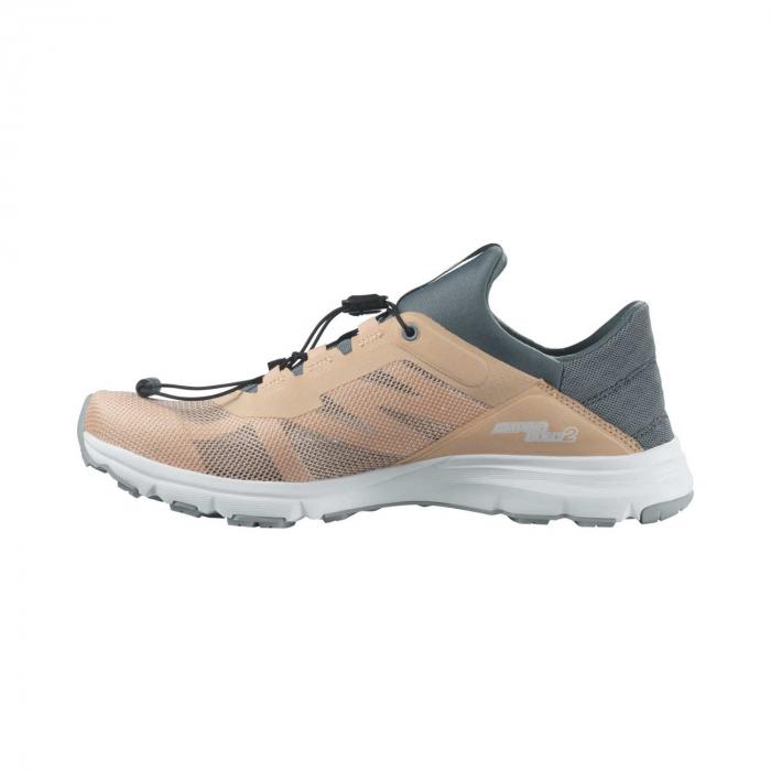 Pantofi drumetie femei SALOMON AMPHIB BOLD 2 W bej [5]