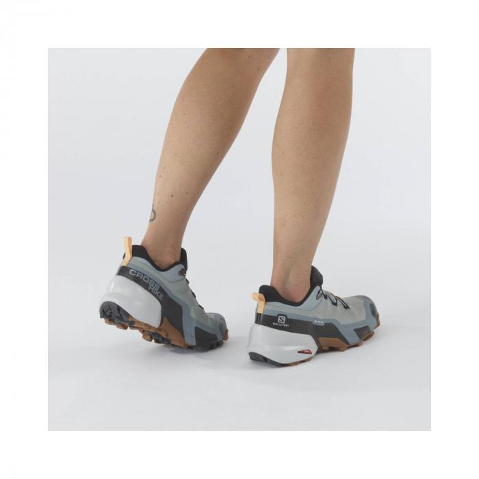 Pantofi drumetie femei SALOMON CROSS HIKE GTX W vernil [2]