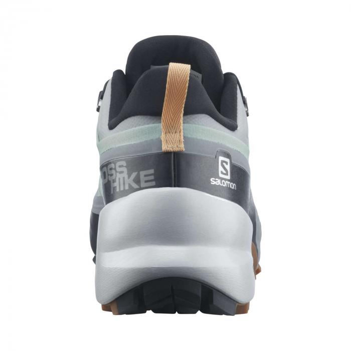Pantofi drumetie femei SALOMON CROSS HIKE GTX W vernil [3]
