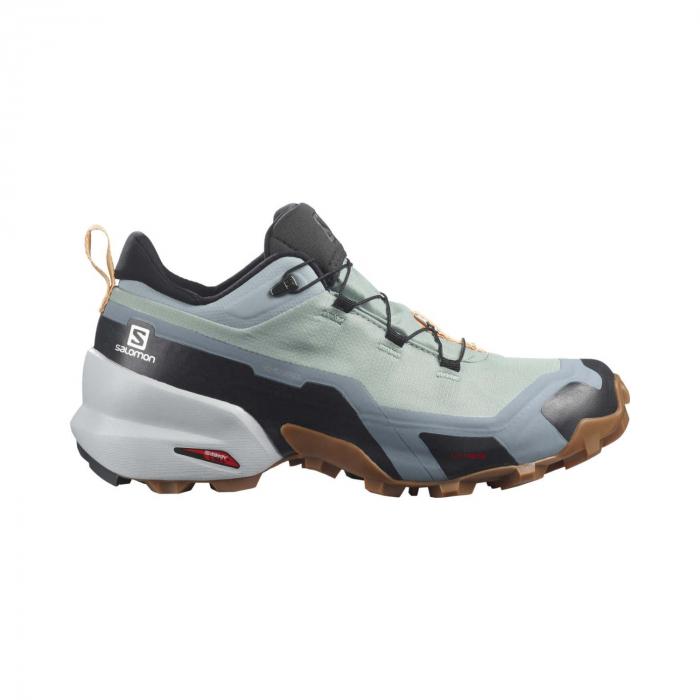 Pantofi drumetie femei SALOMON CROSS HIKE GTX W vernil [0]