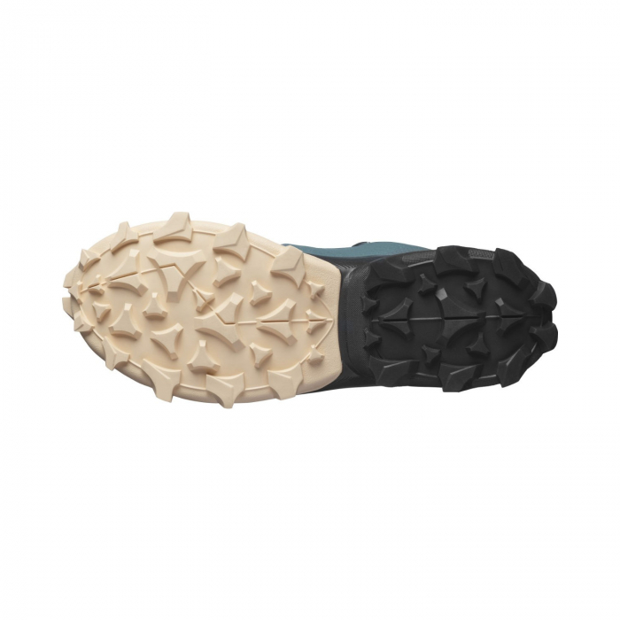 Pantofi drumetie femei SALOMON CROSS OVER GTX W gri [5]