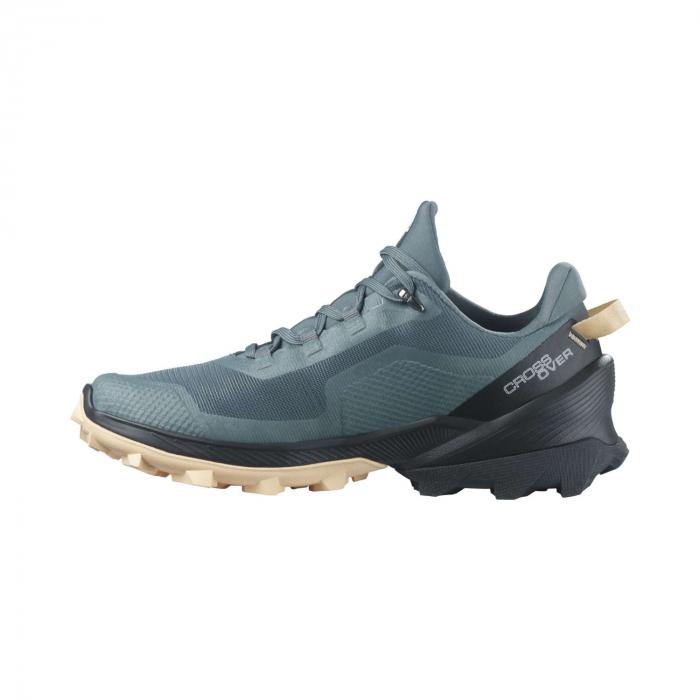 Pantofi drumetie femei SALOMON CROSS OVER GTX W gri [6]