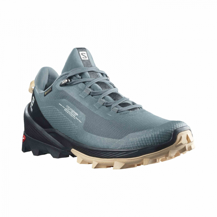 Pantofi drumetie femei SALOMON CROSS OVER GTX W gri [1]
