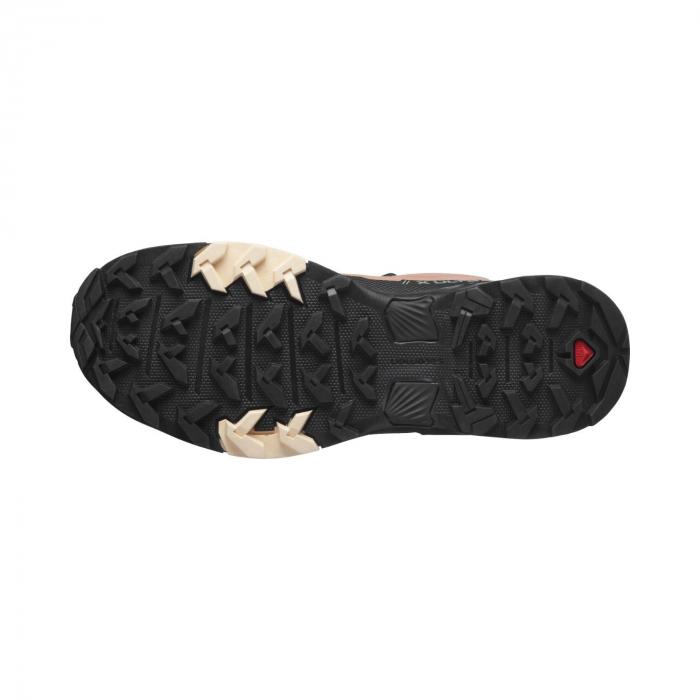 Pantofi drumetie femei SALOMON X ULTRA 4 GTX W maro [4]