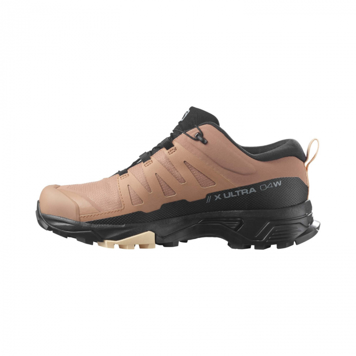 Pantofi drumetie femei SALOMON X ULTRA 4 GTX W maro [6]