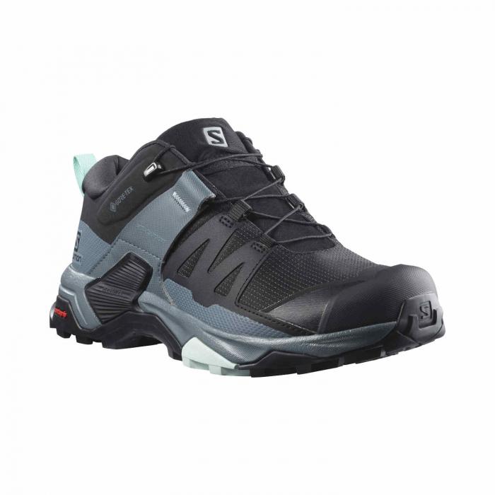 Pantofi drumetie femei SALOMON X ULTRA 4 GTX W negru [1]