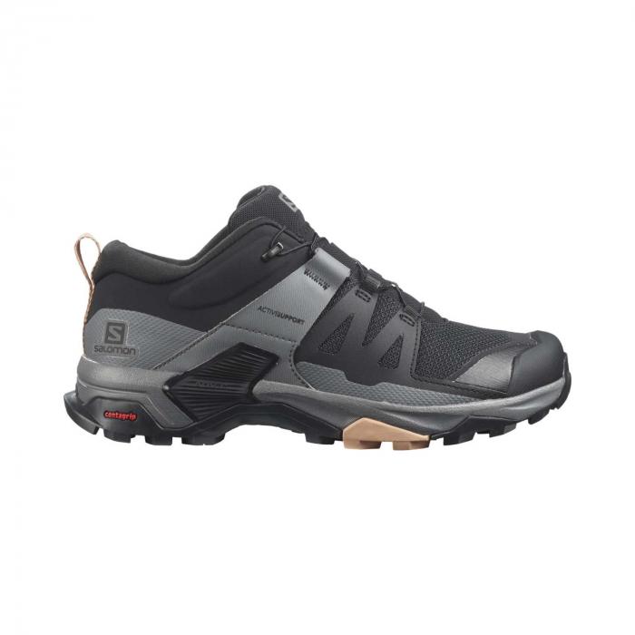 Pantofi drumetie femei SALOMON X ULTRA 4 W negru [0]