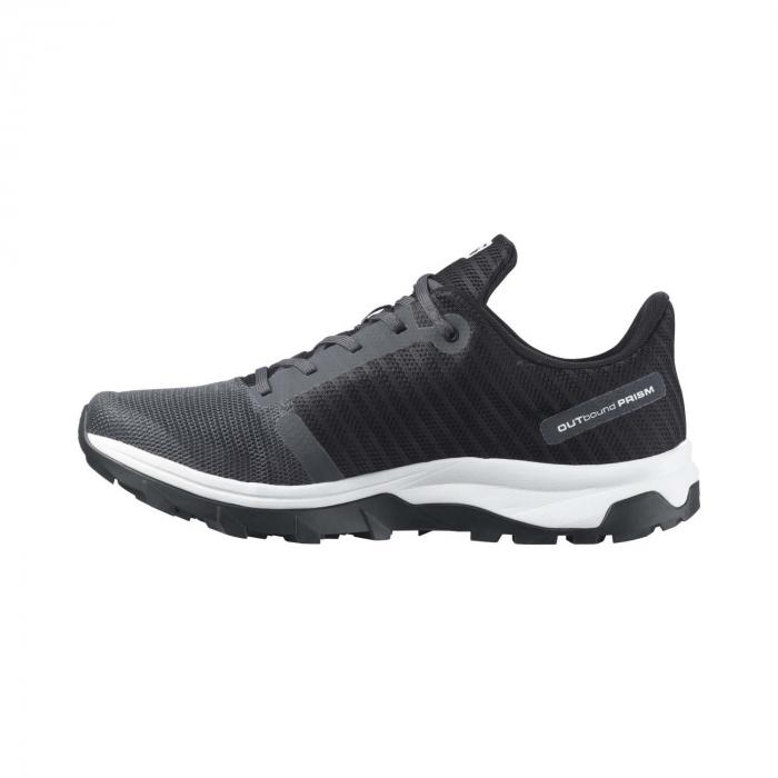 Pantofi drumetie barbati SALOMON Outbond Prism negri [6]