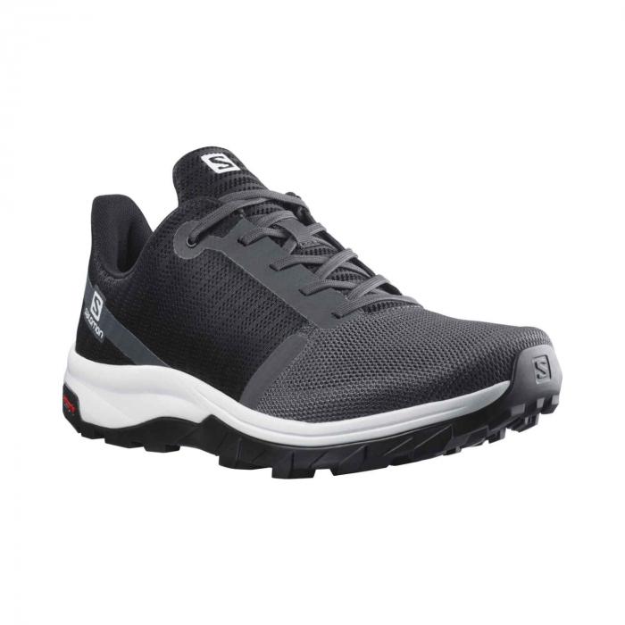 Pantofi drumetie barbati SALOMON Outbond Prism negri [1]