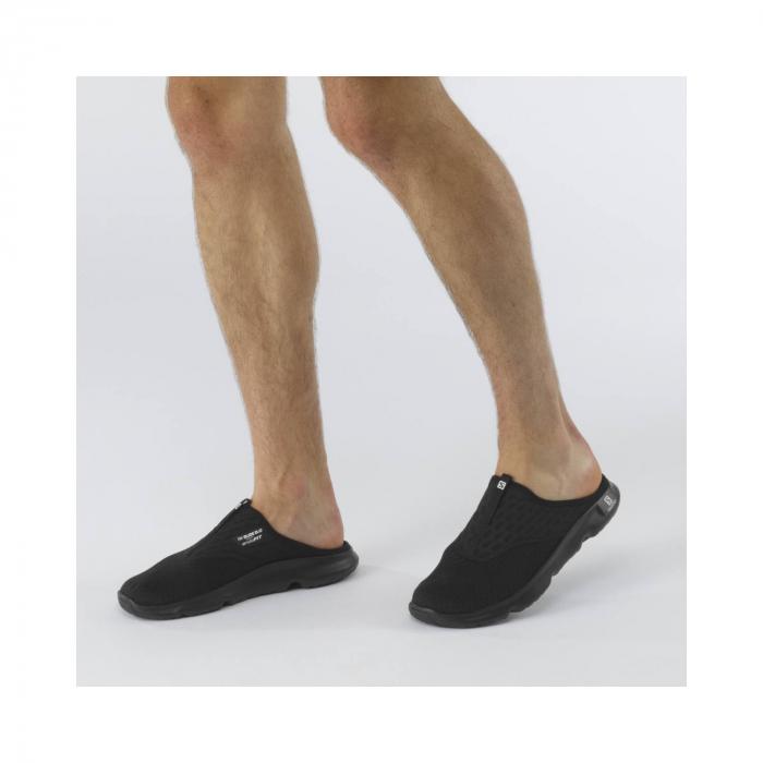 Pantofi versatili urbani/dupa sport barbati SALOMON Reelax Slide 5.0 negri [1]