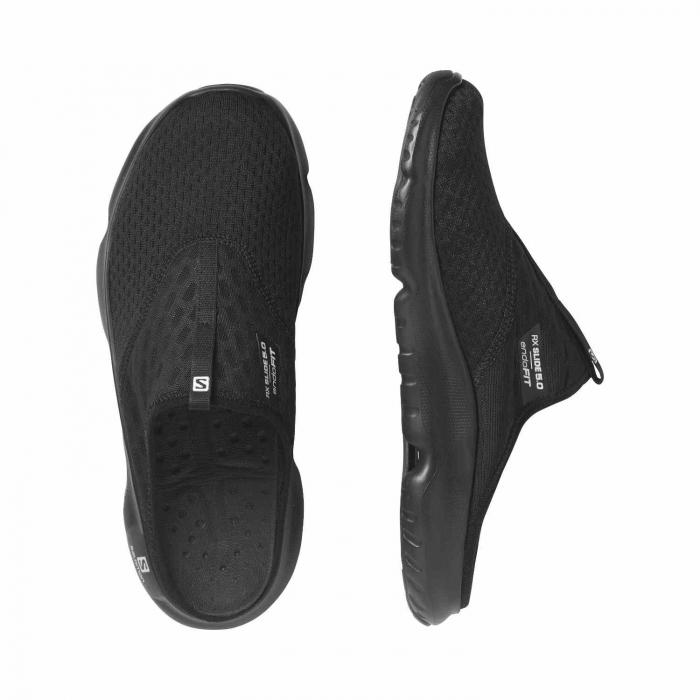 Pantofi versatili urbani/dupa sport barbati SALOMON Reelax Slide 5.0 negri [2]