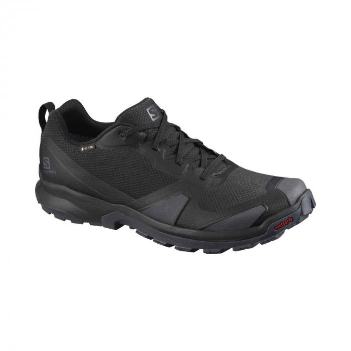 Pantofi alergare barbati SALOMON XA Collider GTX negri [0]