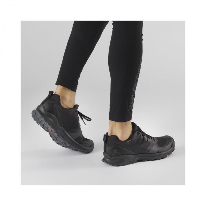 Pantofi alergare barbati SALOMON XA Collider GTX negri [1]