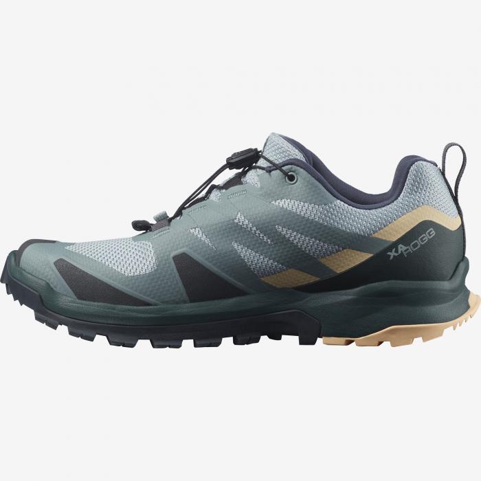 Pantofi outdoor femei SALOMON XA ROGG GTX gri [4]