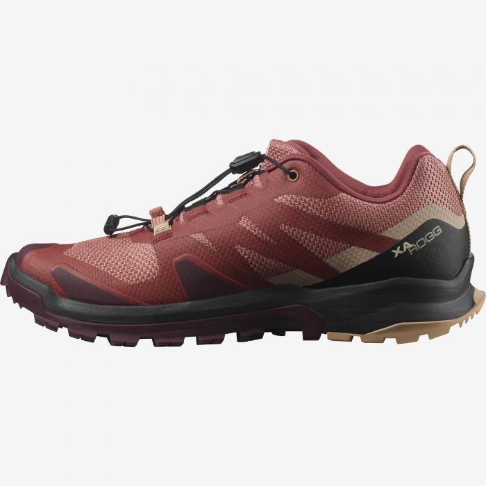 Pantofi outdoor femei SALOMON XA ROGG caramiziu [4]