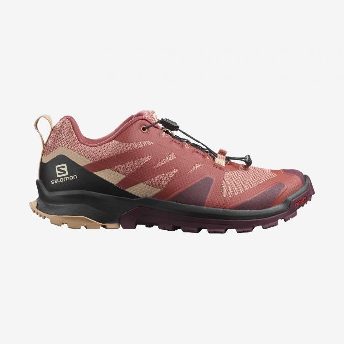 Pantofi outdoor femei SALOMON XA ROGG caramiziu [0]
