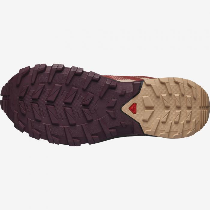 Pantofi outdoor femei SALOMON XA ROGG caramiziu [3]