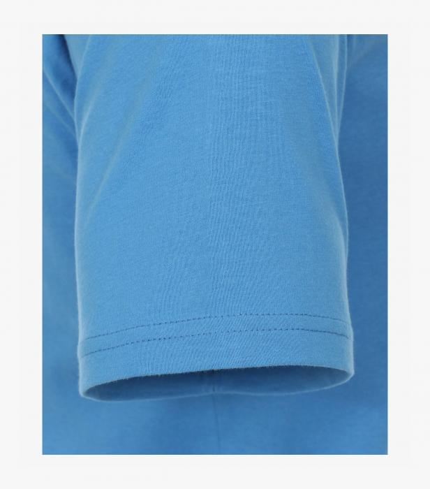 Tricou bumbac barbati CASA MODA albastru print California [4]