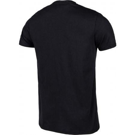 Tricou barbati NORTHFINDER LUCIANO negru [1]