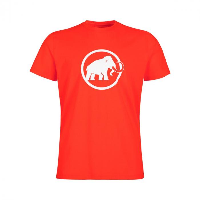 Tricou maneca scurta barbati Mammut Logo spicy [0]