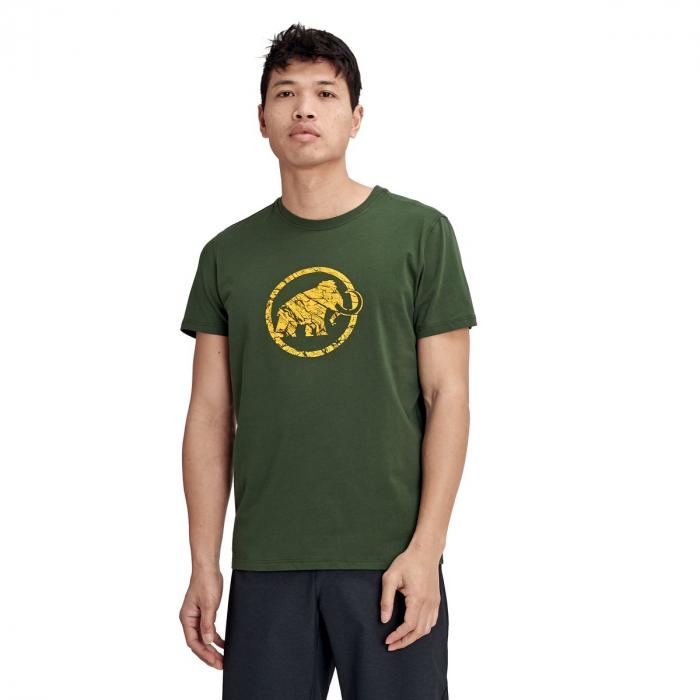 Tricou maneca scurta barbati Mammut Logo woods [1]