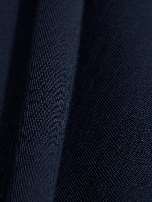 Tricou bumbac organic barbati MAMMUT Seile bleumarin [4]