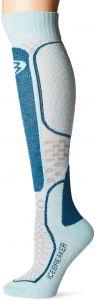 Sosete ski femei Ski+LightOTC bleu [0]