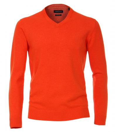 Pulover anchior CASA MODA barbati portocaliu [0]