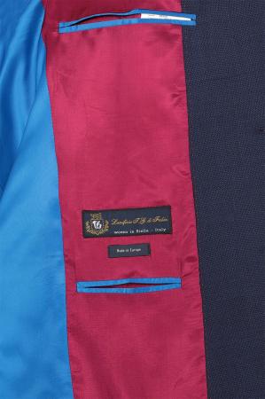 Costum elegant LAVARD albastru [5]