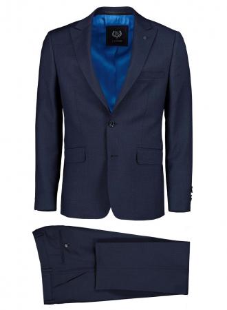 Costum elegant LAVARD albastru [0]