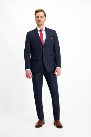 Sacou elegant barbati LAVARD navy [4]