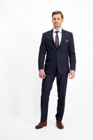 Sacou elegant barbati LAVARD albastru [4]